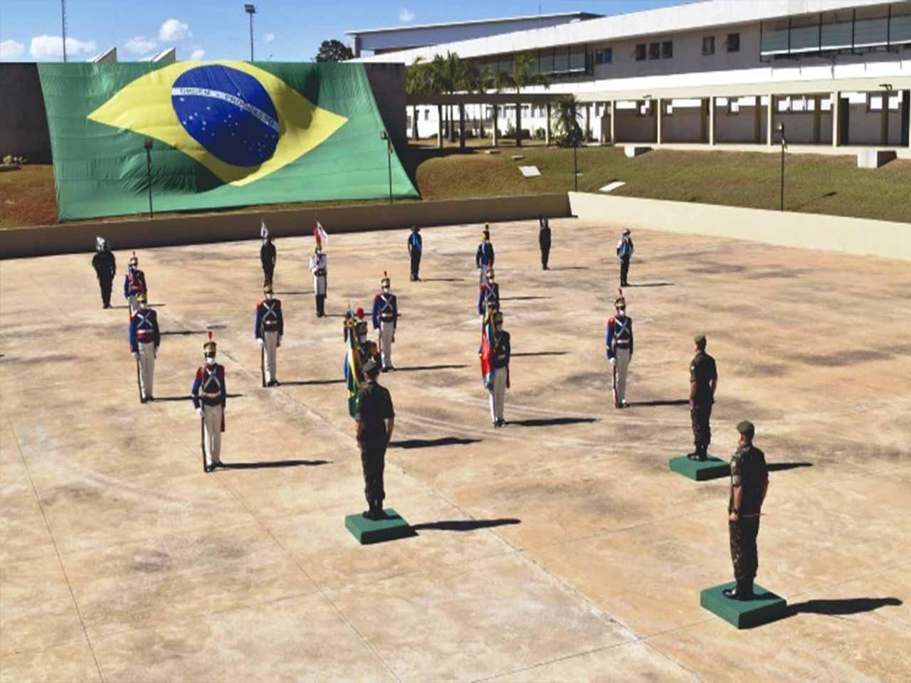 Transmissão do cargo de Chefe do Estado-Maior do Comando Militar do Planalto