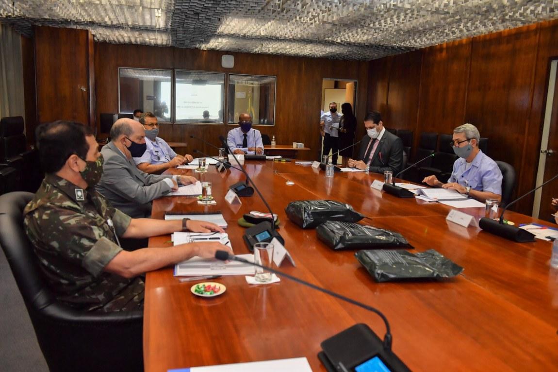 Comissão Mista da Indústria de Defesa (CMID) realiza 31ª reunião