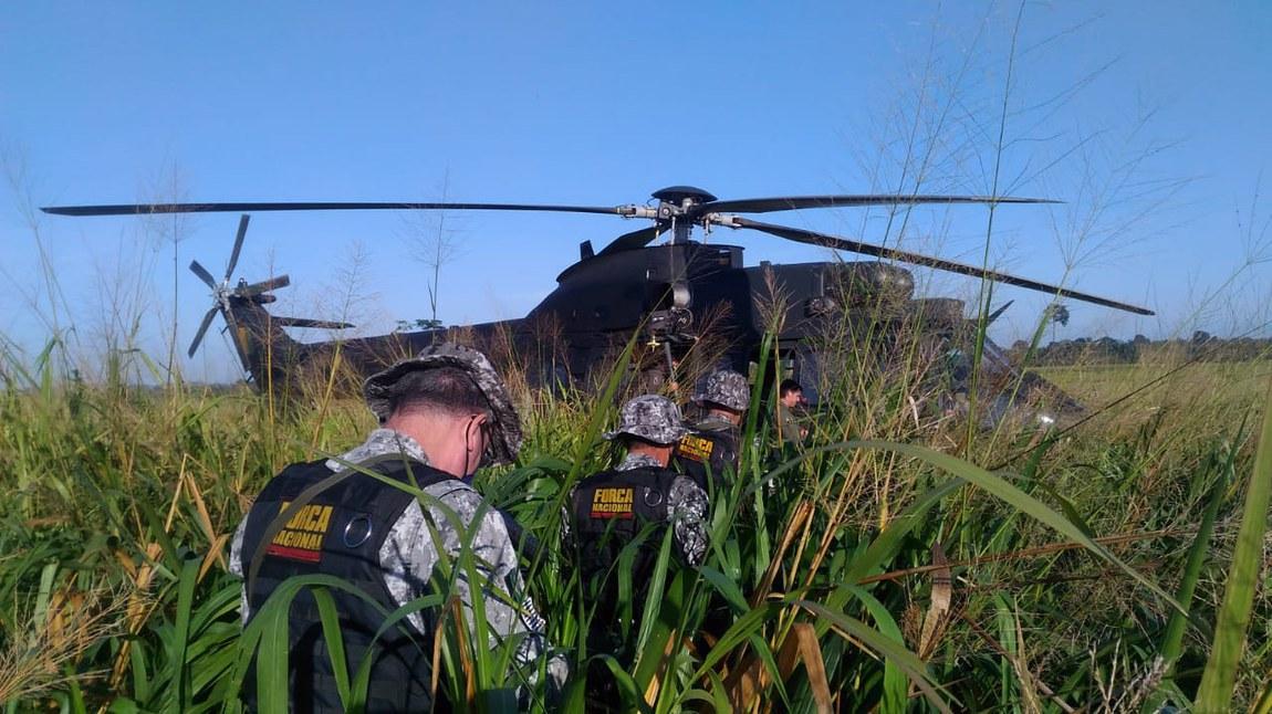 Forças Armadas asseguram proteção da Amazônia brasileira com presença ostensiva até o mês de novembro