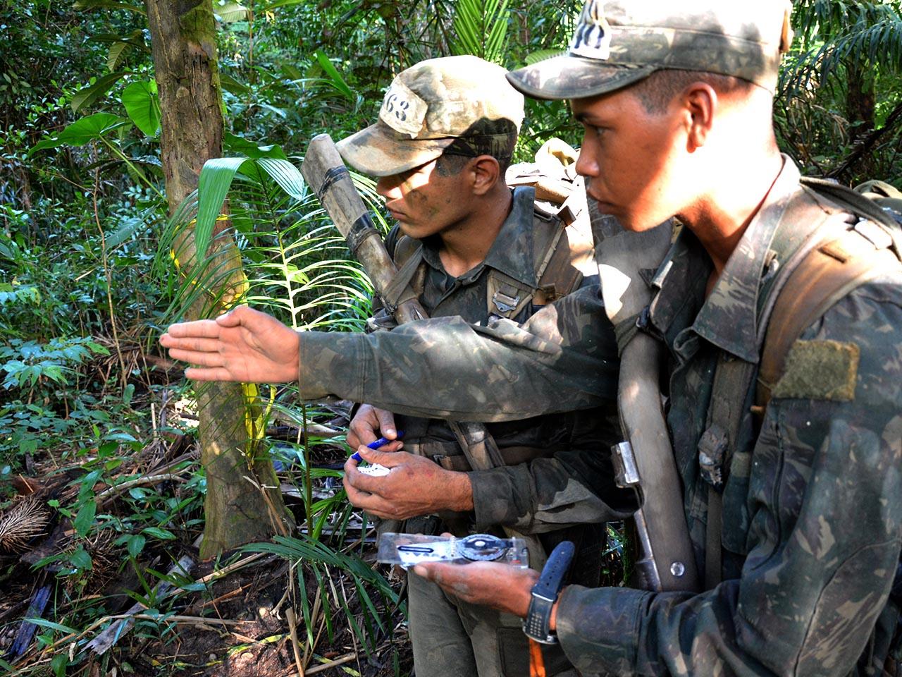 10º Grupo de Artilharia de Campanha de Selva encerra estágio que prepara combatentes para atuação no ambiente amazônico