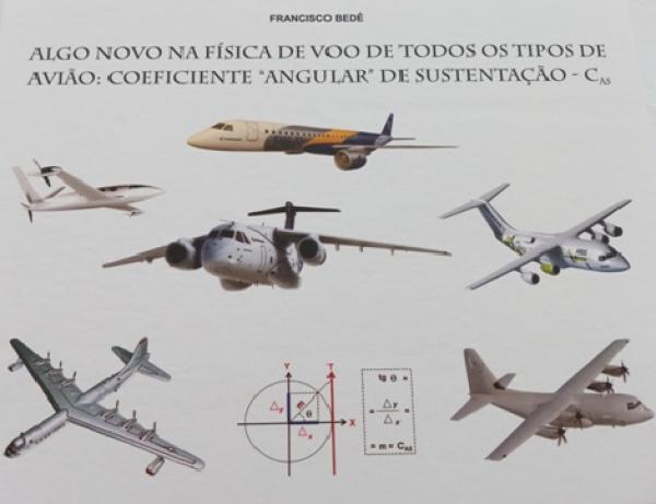 Livro que trata do Algoritmo de Santos-Dumont está disponível virtualmente