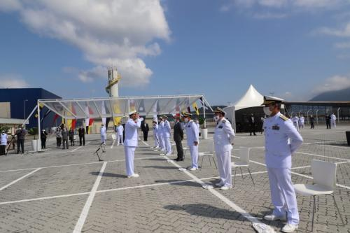 Marinha inaugura Base de Submarinos da Ilha da Madeira no dia em que o Comando da Força de Submarinos completa 106 anos