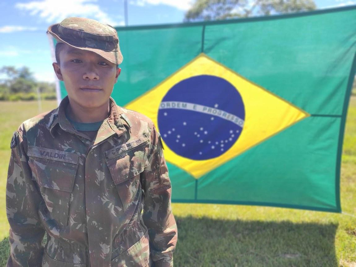 Militares de saúde prestam atendimento às comunidades indígenas de Roraima