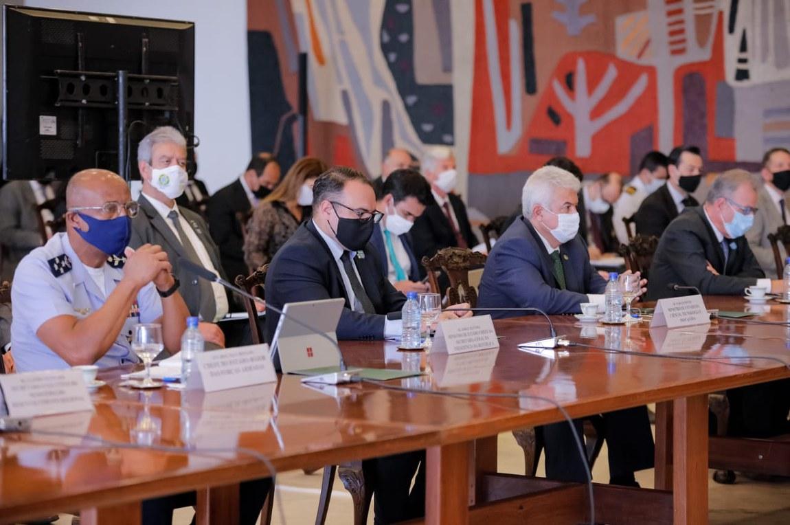Ministério da Defesa participa da 2ª Reunião do Conselho da Amazônia Legal