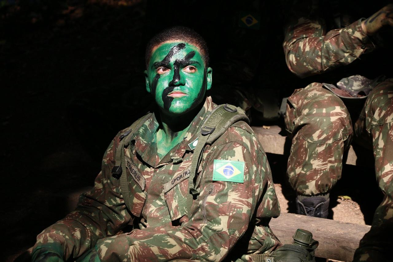 No Rio de Janeiro, CPOR/RJ realiza Semana Verde