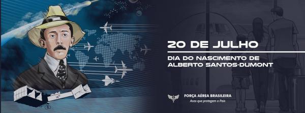 Santos-Dumont: Pai da Aviação e Patrono da Aeronáutica Brasileira