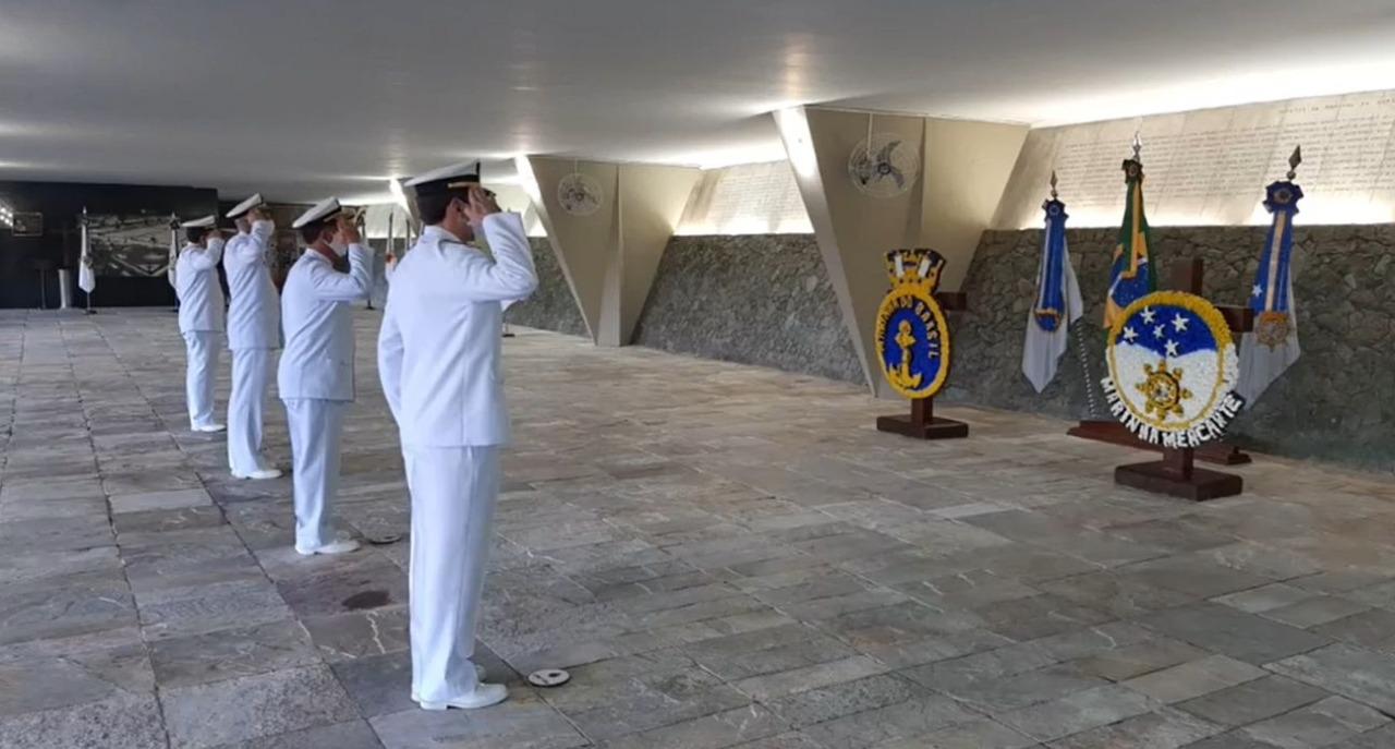 In Memoriam aos Mortos da Marinha do Brasil e da Marinha Mercante