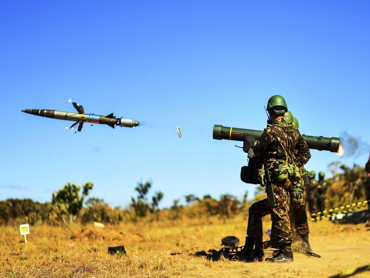Maior exercício de adestramento da Artilharia Antiaérea do Exército reúne 500 militares em Formosa (GO)