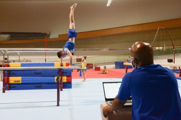 Atletas da FAB retomam treinamento para os Jogos Olímpicos de Tóquio