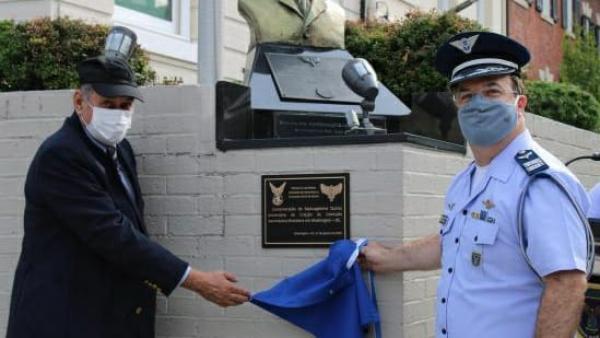 Comissão Aeronáutica Brasileira em Washington completa 75 anos
