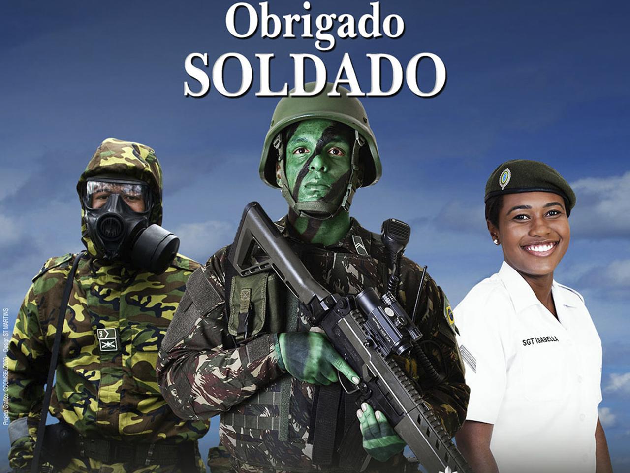 Dia do Soldado – 25 de agosto