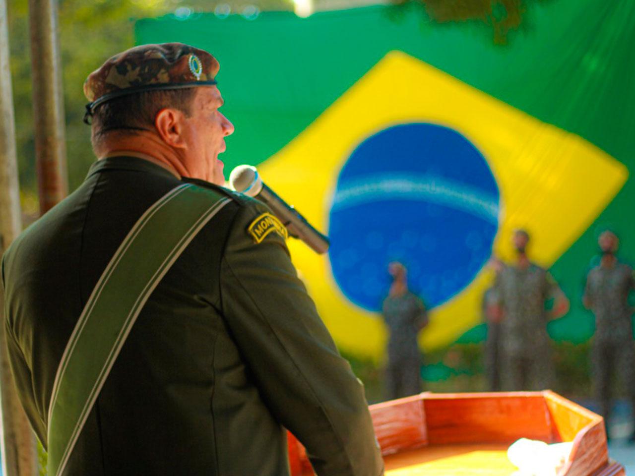 Comemoração do Dia do Soldado no Comando Militar do Norte exalta a memória do Patrono do Exército Brasileiro