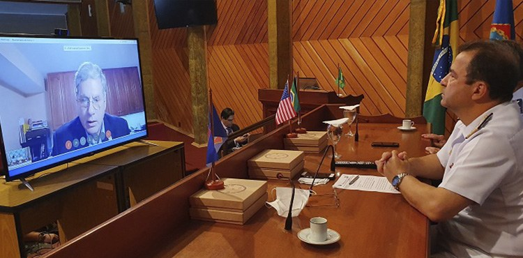 Disputa por recursos naturais e seus impactos geopolíticos é tema de workshop com Perry Center