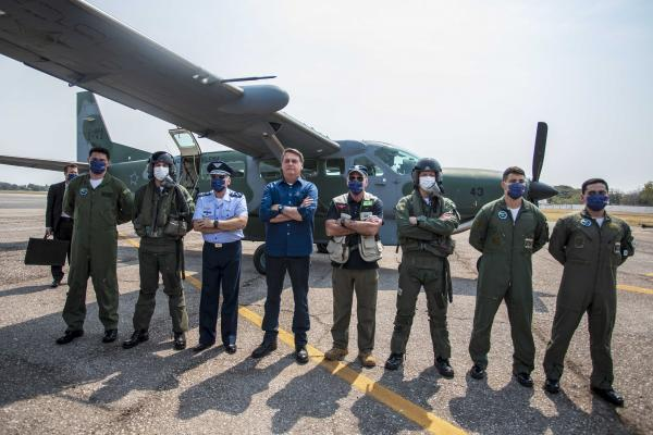 FAB inaugura Estação Radar em Corumbá (MS) para ampliar vigilância aérea na região
