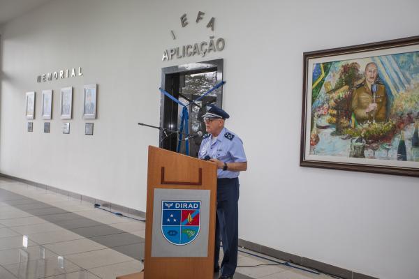 Força Aérea Brasileira celebra 75 anos da Intendência da Aeronáutica