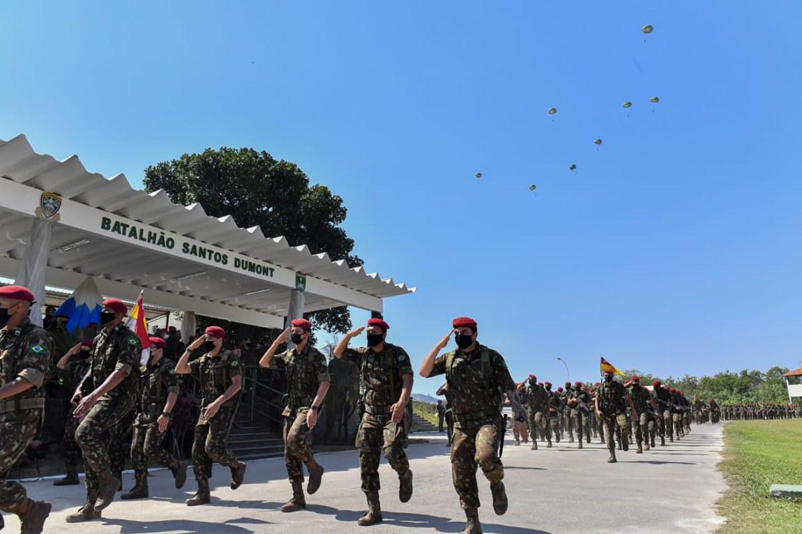 General Ramos despede-se do serviço ativo do Exército