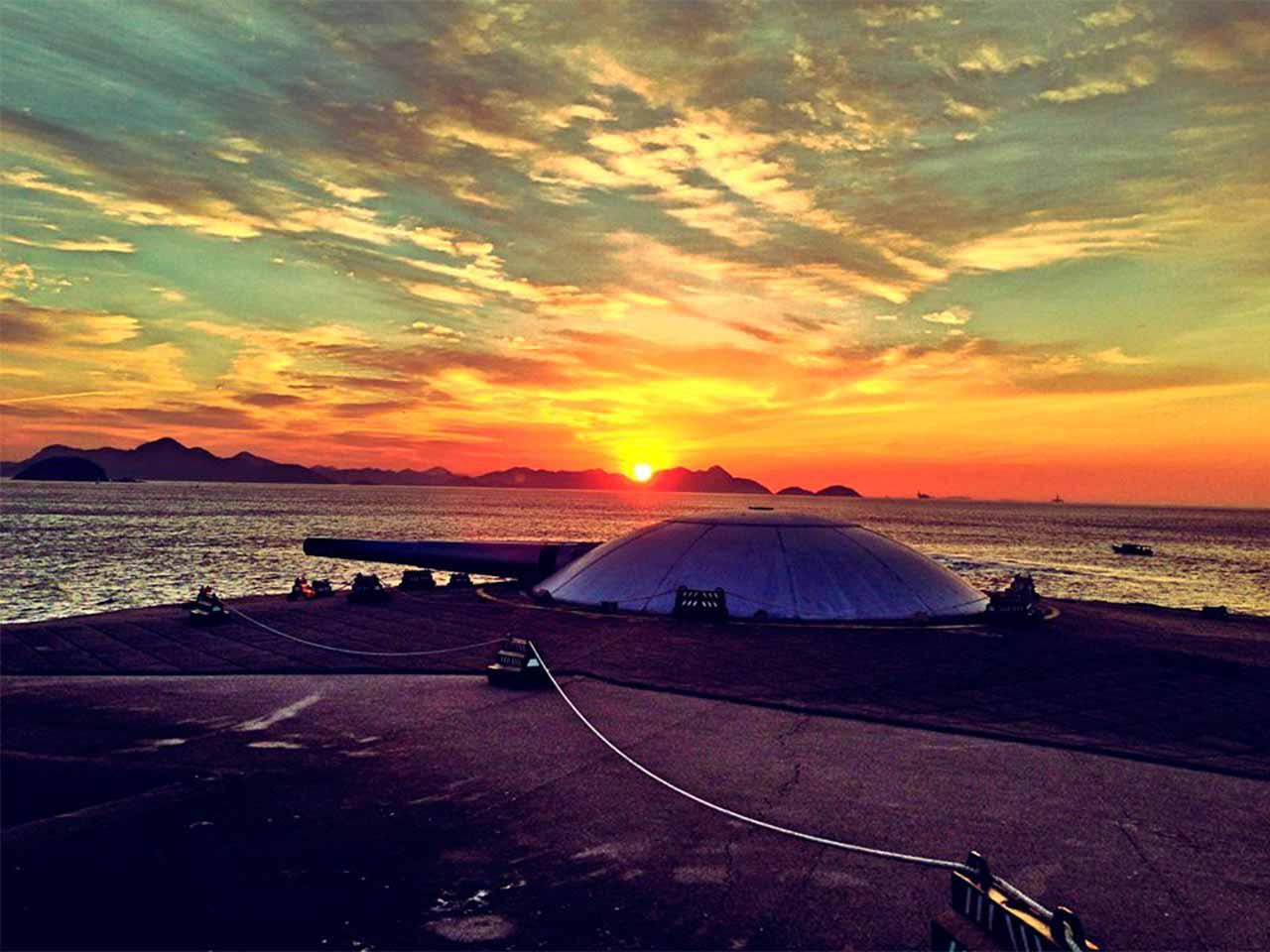 Museu Histórico do Exército/Forte de Copacabana reabre ao público com novas normas para visitação