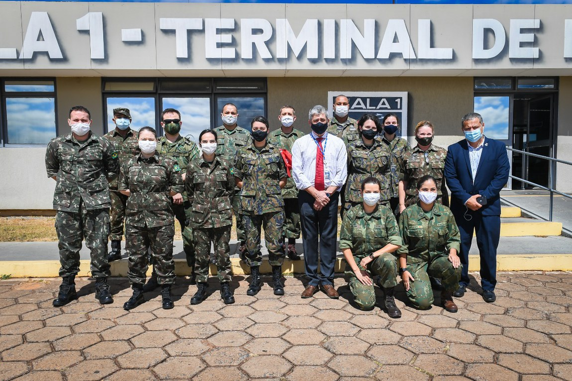 Militares atuam na segunda fase da Missão Xavante