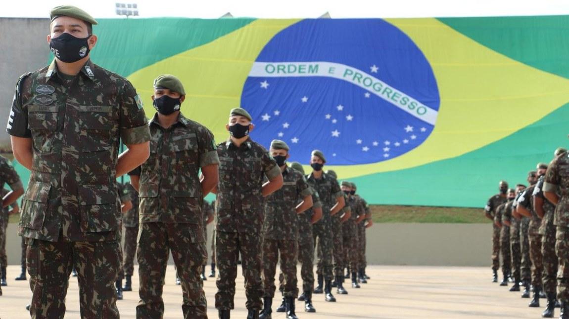 Militares do Comando Militar do Planalto integram 9º contingente da Operação Acolhida
