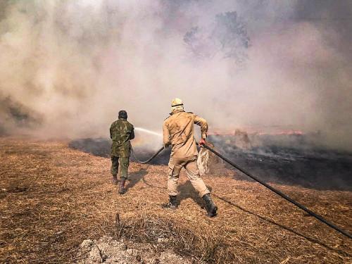 """Operação """"Pantanal"""" reduz 72% dos focos de incêndio na região mato-grossense"""