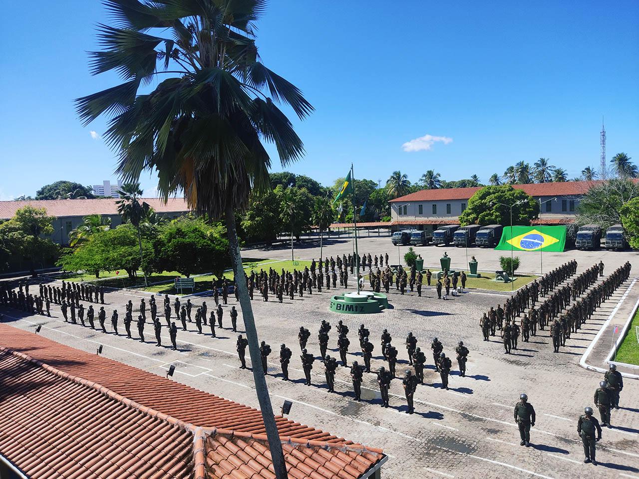 Batalhão dos Paraibanos comemora 79 anos de criação