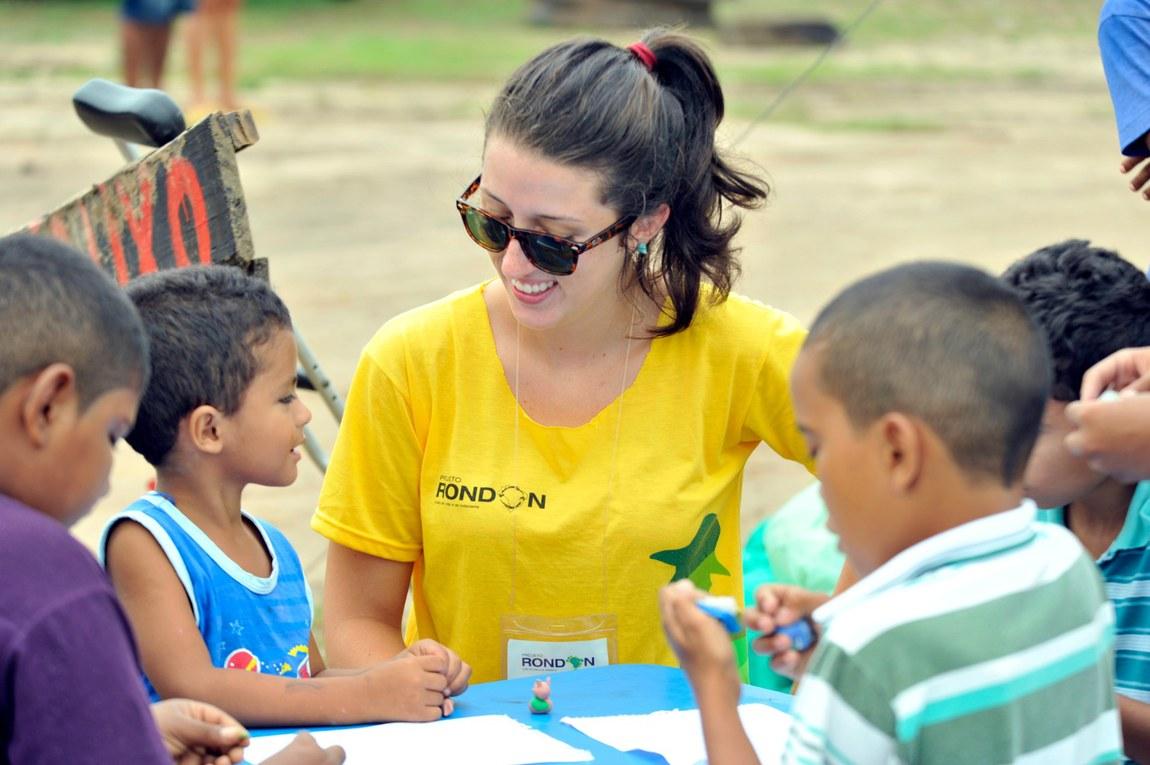 Projeto Rondon engaja jovens para trabalho voluntário