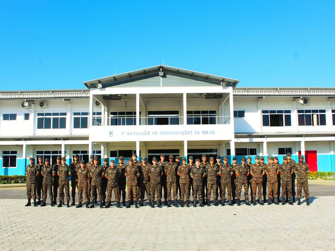 1º Batalhão de Comunicações de Selva coordena Estágio de Proteção Eletrônica e Cibernética na Amazônia Ocidental