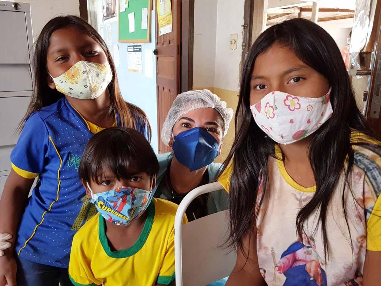 Com participação do Exército, Missão Xavante atende mais de 10.000 indígenas da Região Centro-Oeste