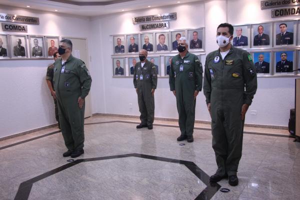 Realizada em Brasília (DF) passagem de Chefia do Centro Conjunto Operacional de Inteligência