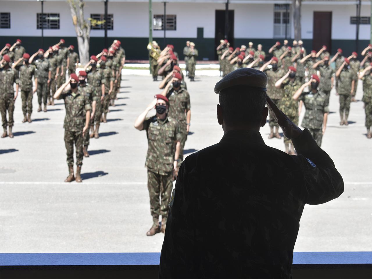 12ª Brigada de Infantaria Leve (Aeromóvel) capacita militares para exercício combinado com o Exército dos Estados Unidos