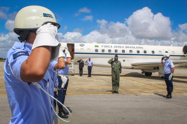 Cerimônia marca promoção de 82 novos Oficiais na Guarnição de Aeronáutica de Natal (RN)
