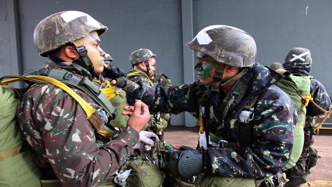 Força-Tarefa Santos Dumont adestra capacidade operacional de mobilidade estratégica e prontidão