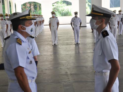 Colégio Naval realiza o Encerramento da Adaptação 2021