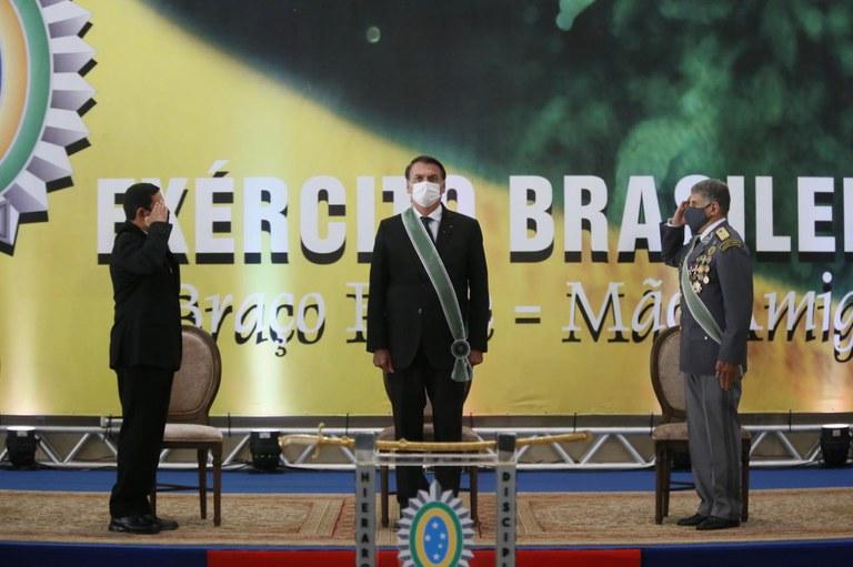 Exército Brasileiro completa 373 anos