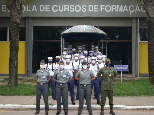 CIAA insere mulheres militares no ensino de Liderança