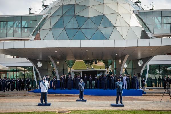 Cerimônia marca transmissão do cargo de Comandante de Operações Aeroespaciais