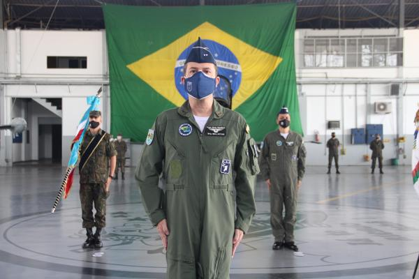 Comando Aéreo Sul é reativado em Canoas (RS)
