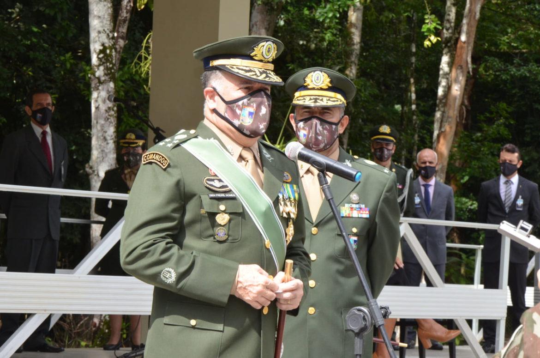 Comando Militar do Nordeste realiza atividade restrita em alusão ao Dia do Exército