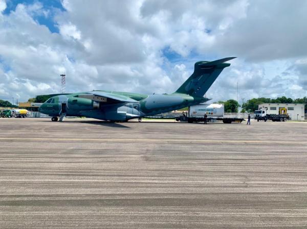 Comando Aéreo Amazônico realiza série de atividades em um mês de reativação
