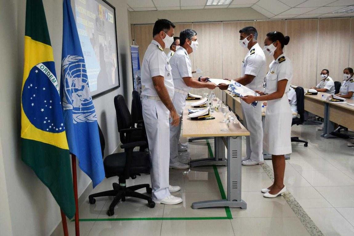 Curso Internacional de Operações de Paz Ribeirinhas é ministrado pela primeira vez