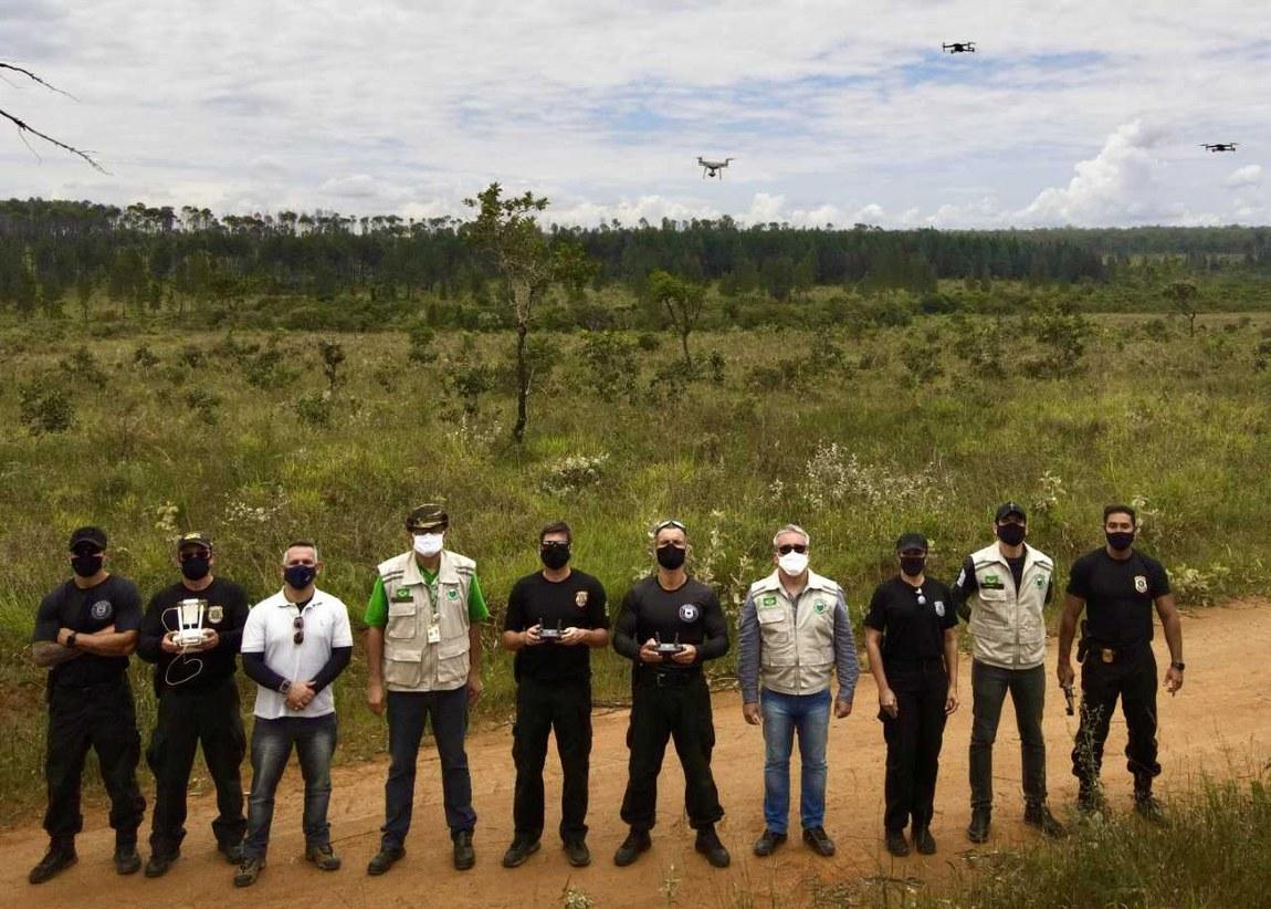 Curso para operação de drones foca na preservação da Amazônia