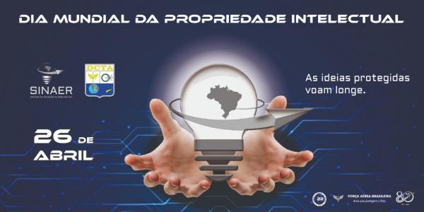 DCTA comemora Dia Mundial da Propriedade Intelectual
