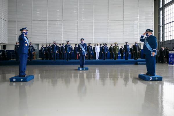 Departamento de Controle do Espaço Aéreo (DECEA) tem novo Diretor-Geral