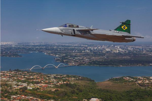 Dia da Aviação de Caça da Força Aérea Brasileira celebra 76 anos
