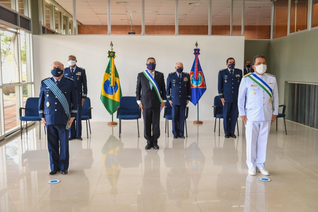 Escola Superior de Guerra recebe novo Comandante
