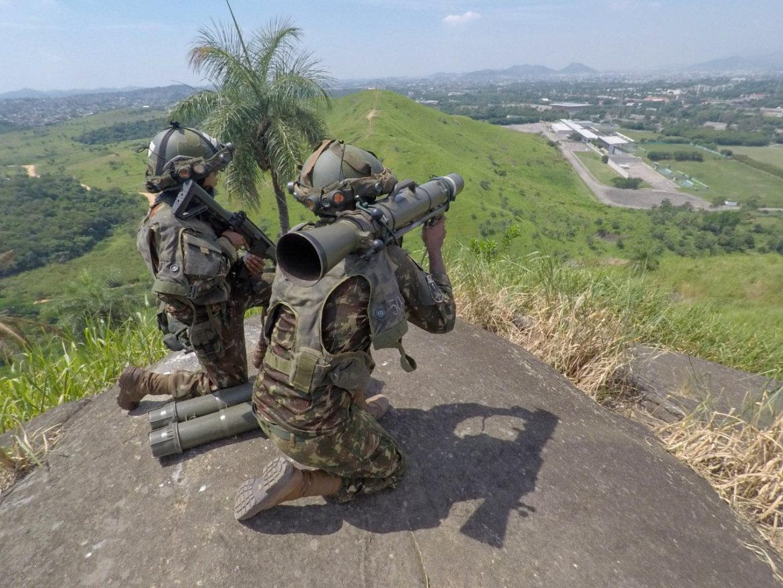 27º Batalhão de Infantaria Pára-quedista é certificado como Força de Prontidão da Força Terrestre