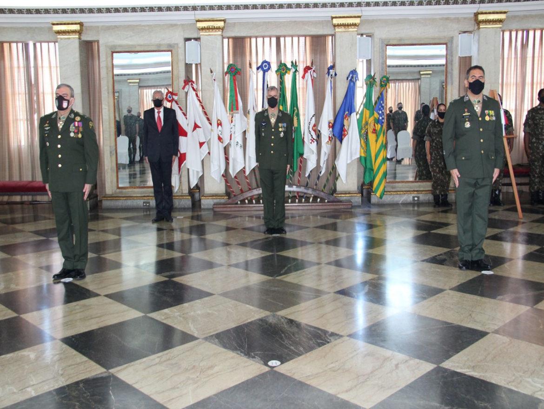No Rio de Janeiro, Hospital Central do Exército tem novo Diretor