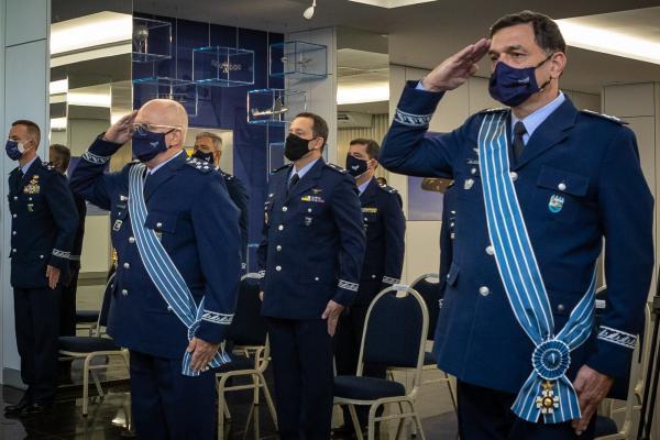 Oficiais-Generais recém-promovidos são homenageados nesta quarta-feira (31)