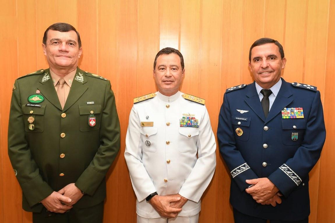 Saiba mais sobre os novos comandantes das Forças Armadas