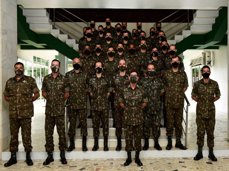 CMA promove adestramento para Comandantes de Unidades em Áreas de Fronteira